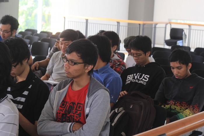 Seminar Ilustrasi Digital GAT Binus