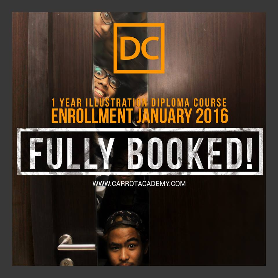 full booked