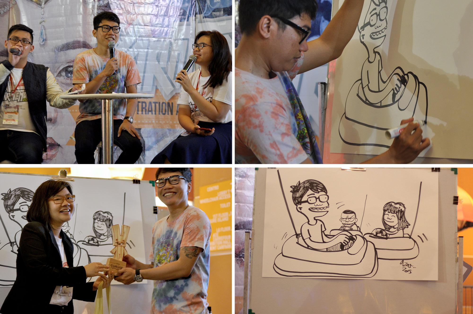 """""""Sukses menjadi Komikus Instagram"""" with Komikazer"""