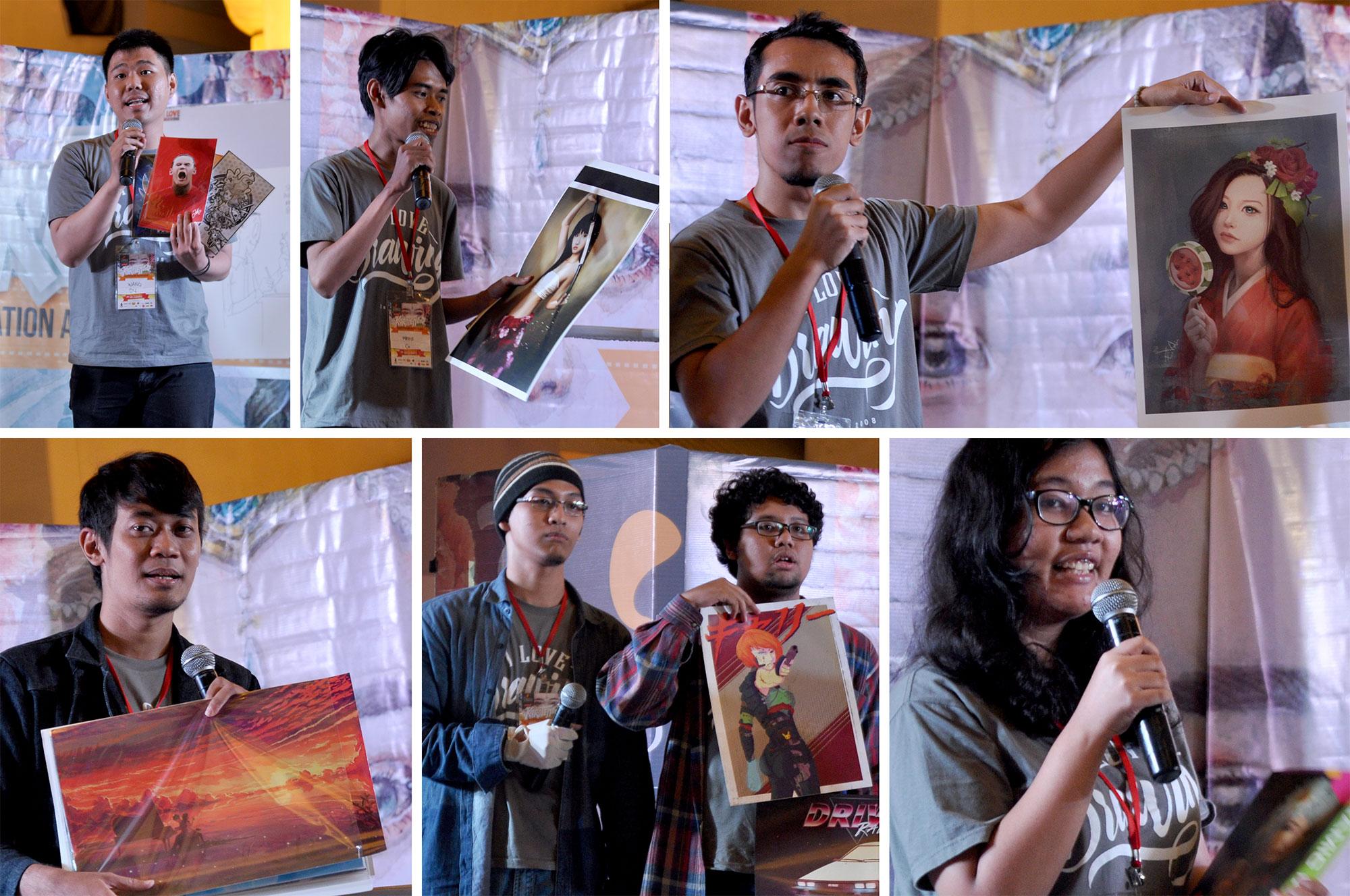Artists Presentation