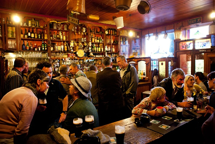 Dick Macks Pub - Dingle Ireland