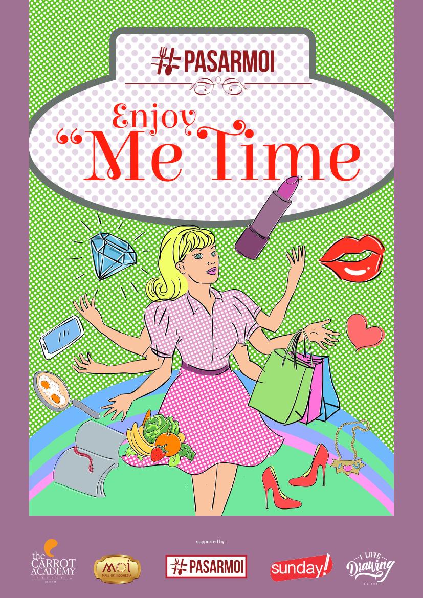 Me Time - Supriyatno