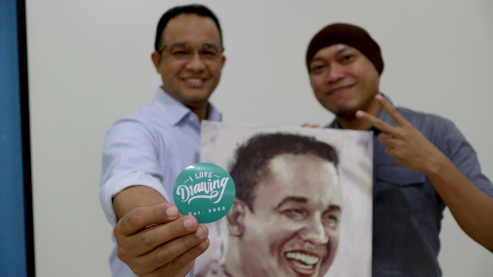 Anies Baswedan Ilovedrawing