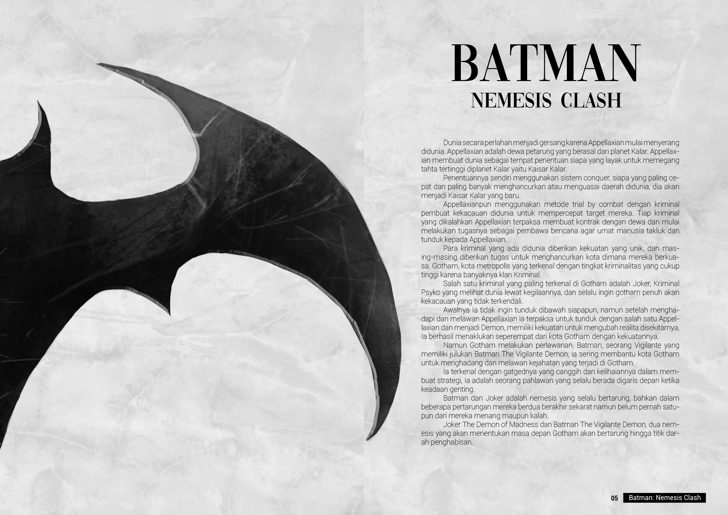 Batman The Nemesis Clash Artbook Layout-3