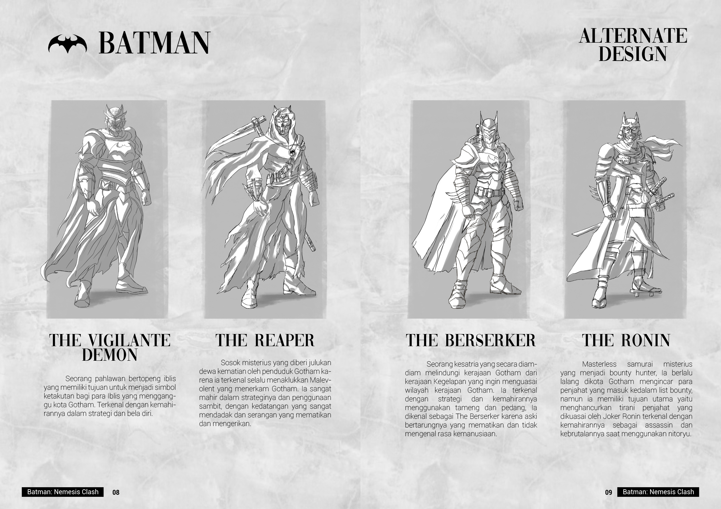 Batman The Nemesis Clash Artbook Layout-5