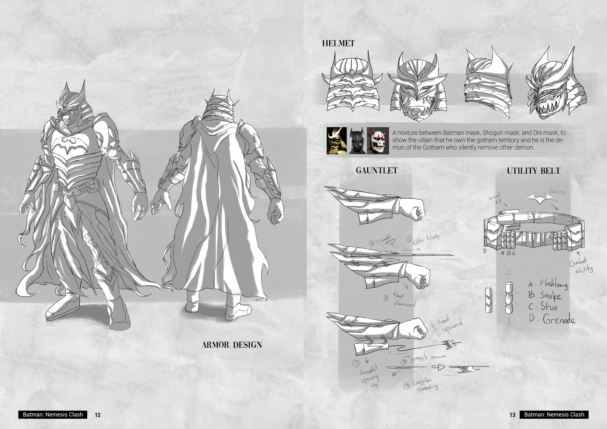 Batman The Nemesis Clash Artbook Layout-7